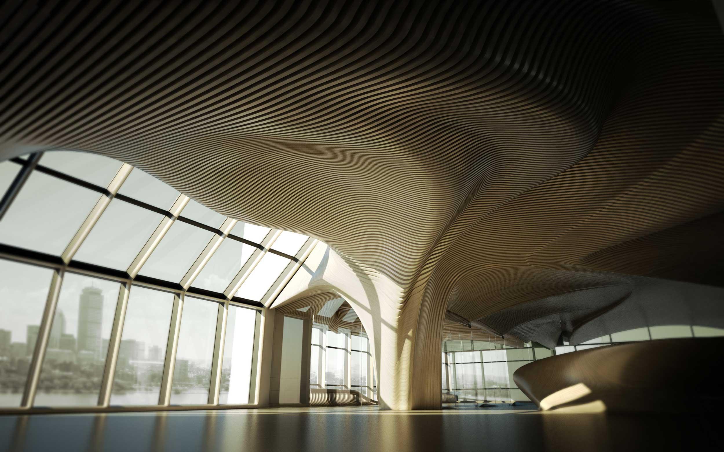 One main decoi architects. Sustainability and digital fabrication