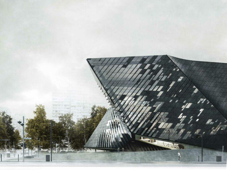 Seoul Photographic Art Museum Design Concept proposal
